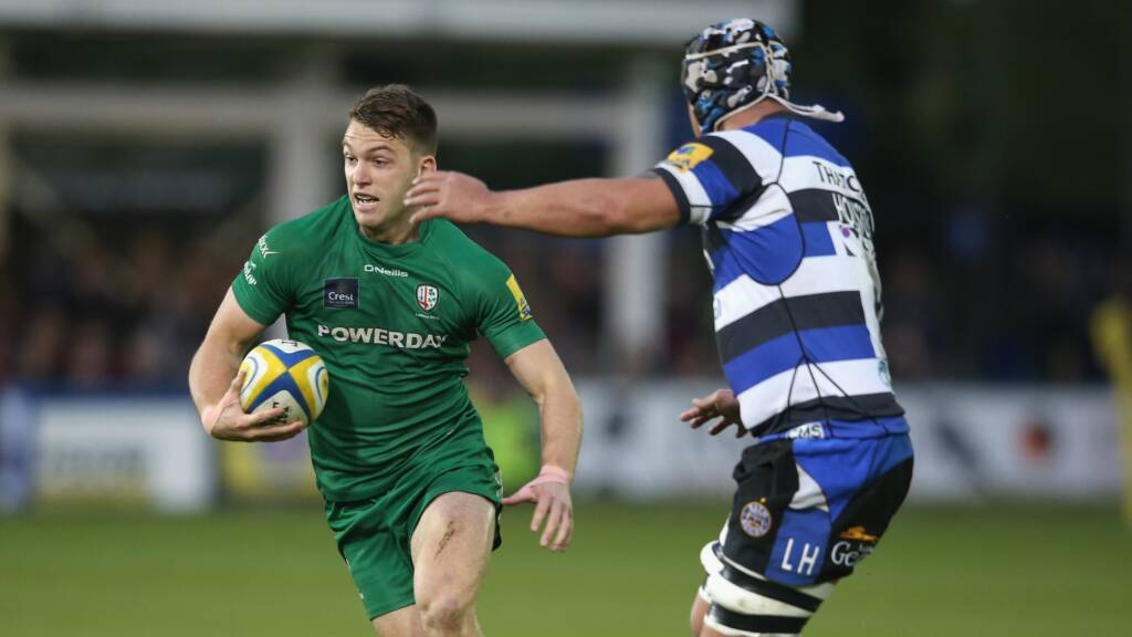 Lewington Commits to London Irish