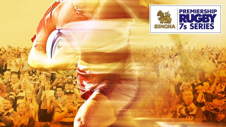 Tickets and for full details for the Singha Premiership Rugby 7s Series