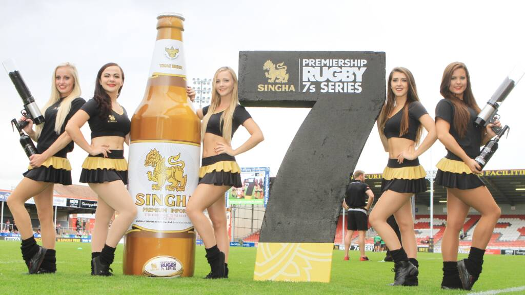 Win £1,000 at the Singha 7s Final