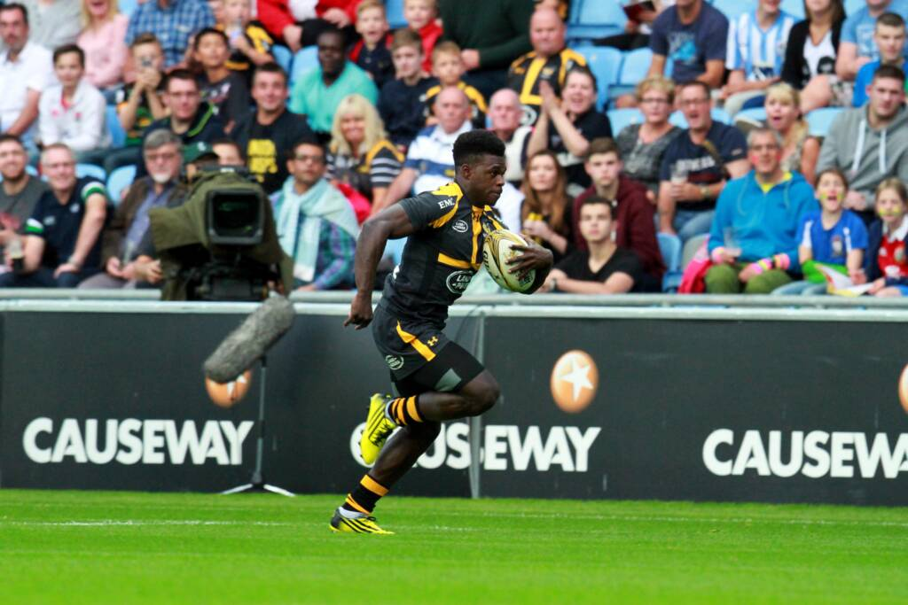 Wade's Wasps among favourites for Singha 7s crown