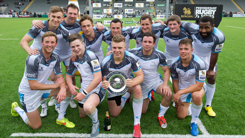 Chick: Newcastle Falcons 7s have crowd to thank