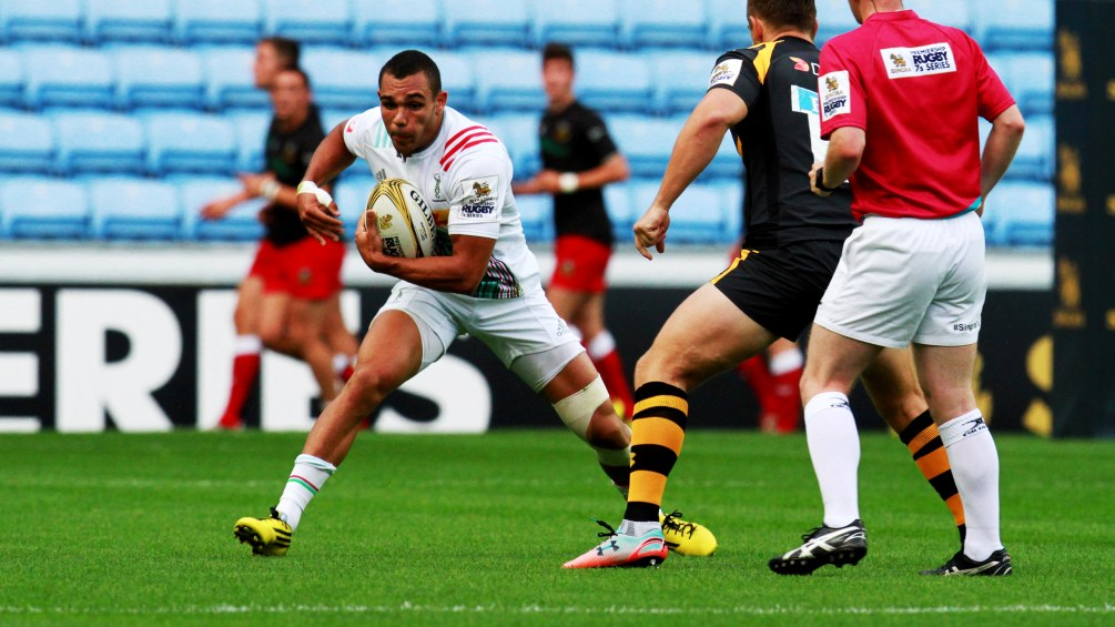 Marchant relishing home crowd at Singha 7s final on Friday