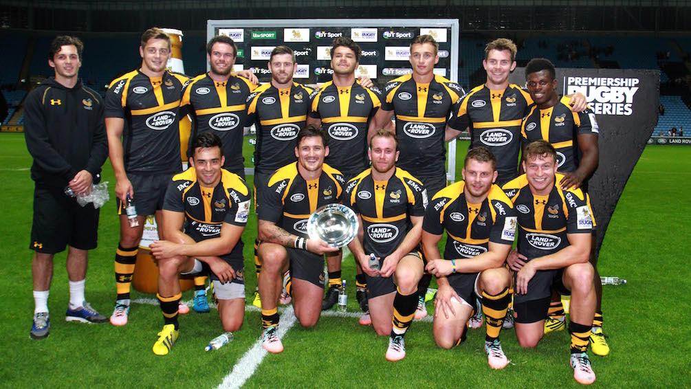 Thompson: Singha 7s job only half done for Wasps