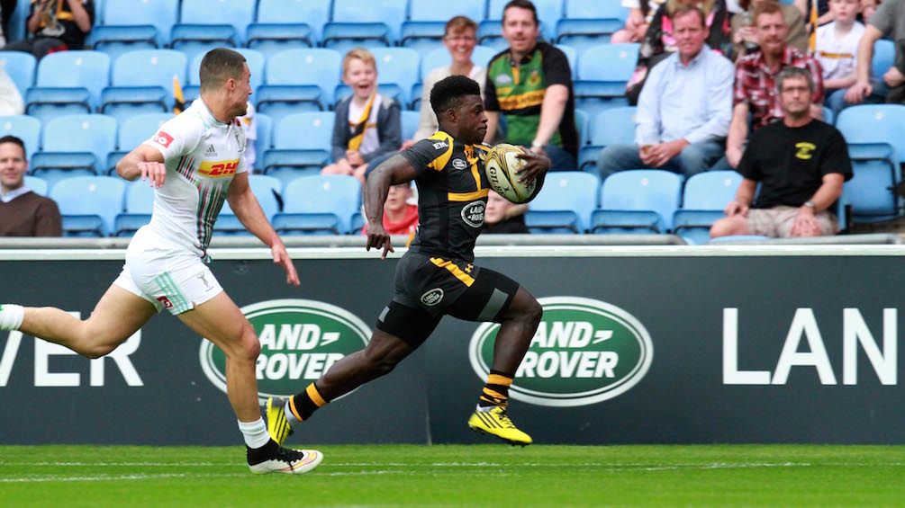 Brilliant Wade scores seven to send Wasps to Singha 7s final