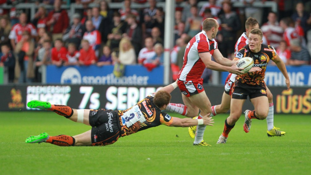Simmonds: We gained massive confidence at Gloucester