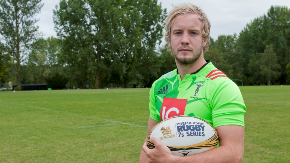 Walker and Harlequins target final hurdle at Singha 7s