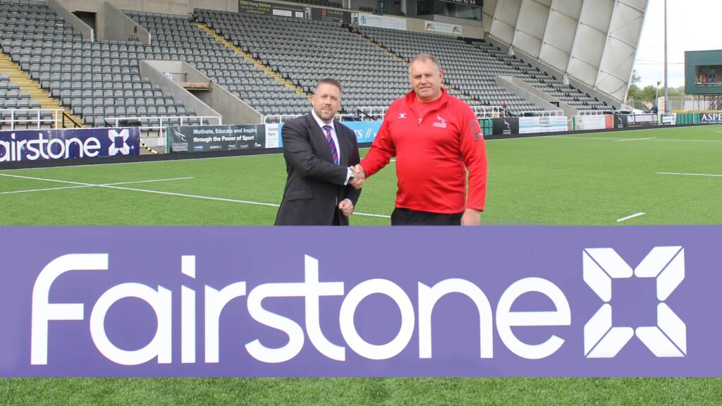 Fairstone extends Official Partnership with Newcastle Falcons