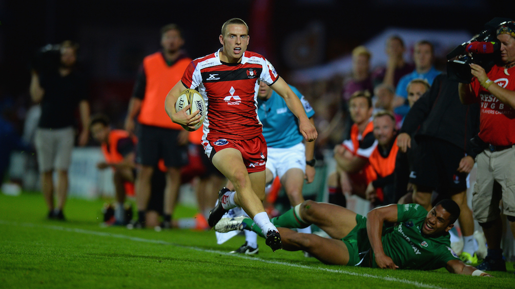 Reynolds propels Gloucester to Singha 7s final