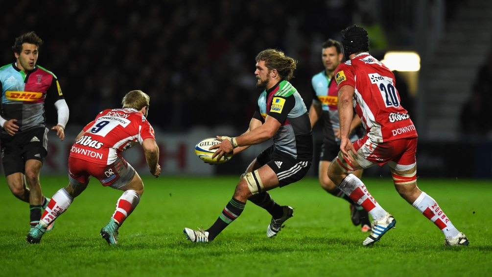 Wallace: Harlequins will not be changing their ways