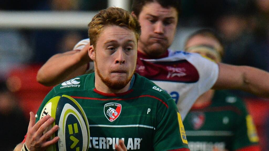 Leicester Tigers team for Singha Premiership Sevens