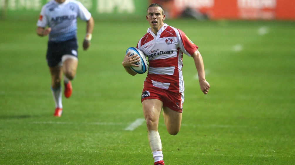Reynolds can't wait for Singha 7s at Kingsholm