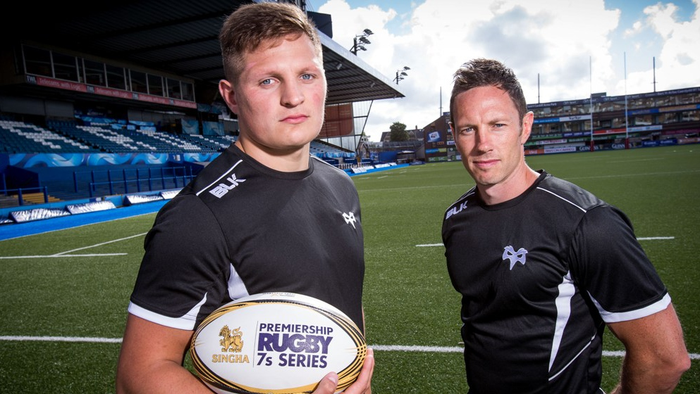 Collier can't wait for second chance at Singha Premiership Rugby 7s