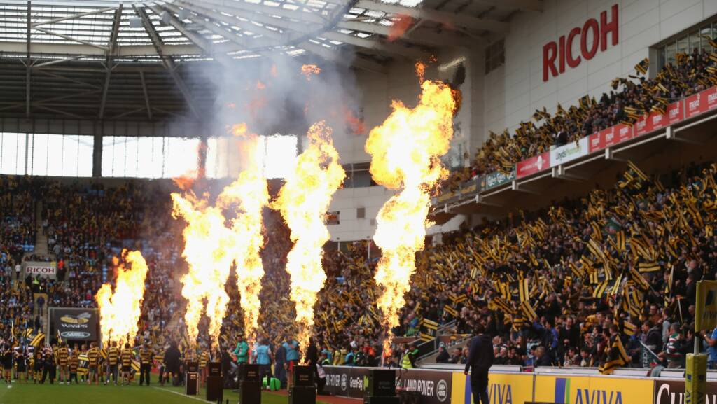 Ricoh Arena announces new partnership with Majestic Commercial