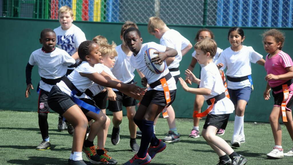 Wasps supporting initiative to give Rugby a 'try' during Coventry Sports Week