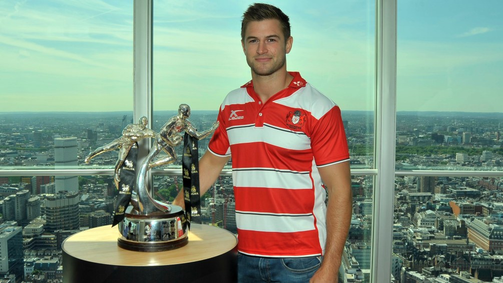 Trinder claims Singha Premiership 7s can be launching pad for Reynolds