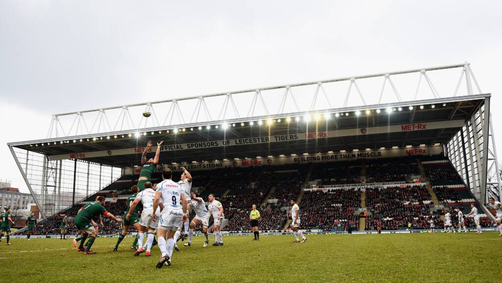 Kooga to supply Leicester Tigers playing kit