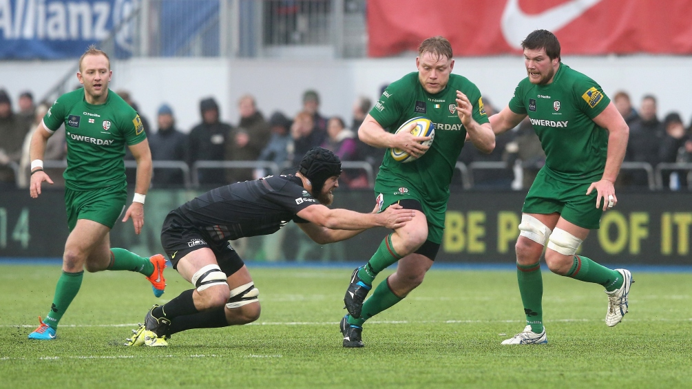 Court: New-look London Irish ready to wipe slate clean