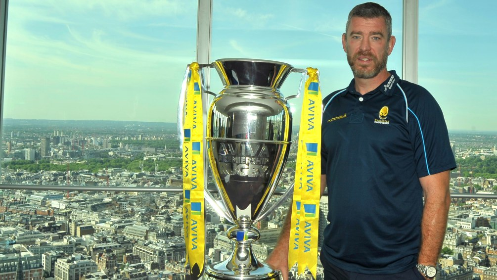 Ryan and Worcester Warriors can't wait for top-flight return