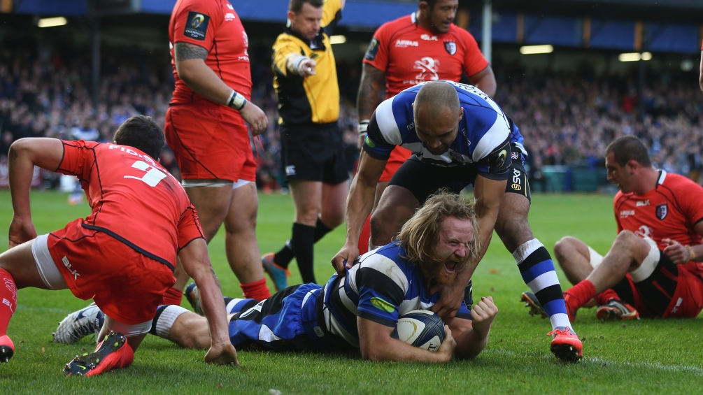 Batty raring to go for Bath Rugby