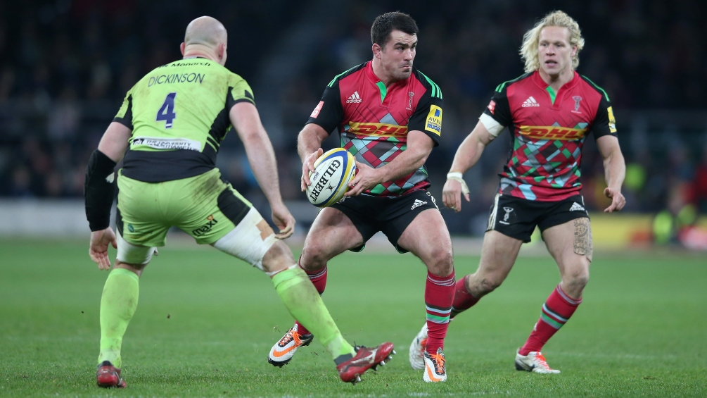 Ward: New arrivals will boost Harlequins