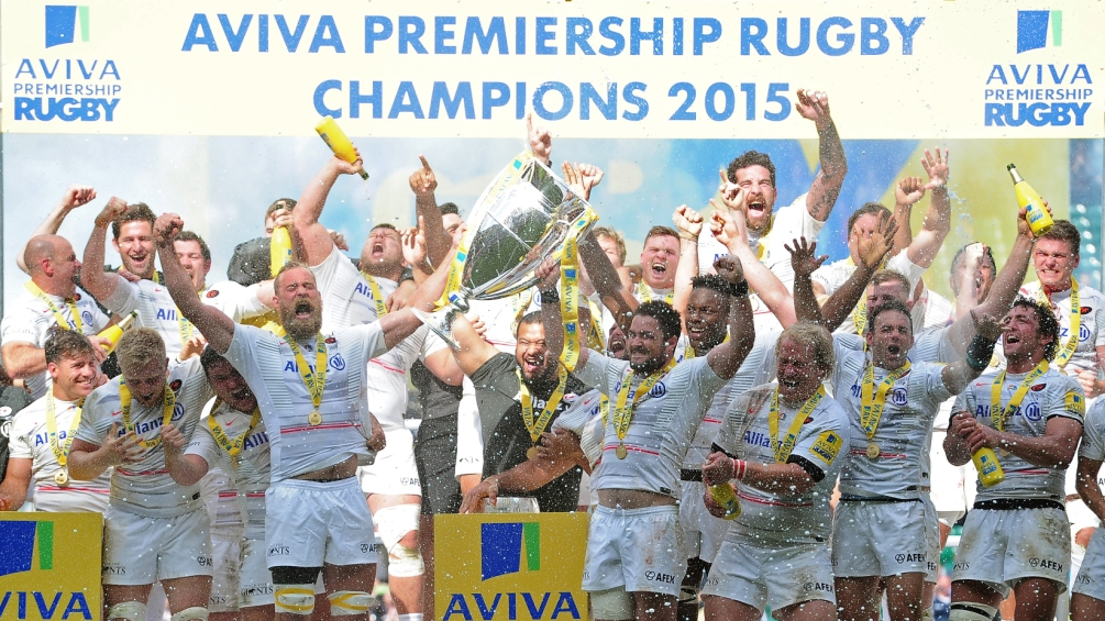 Aviva Premiership Rugby Final Reaction: Bath Rugby 16 Saracens 28