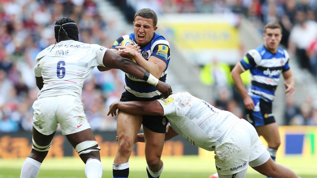 Saracens and Bath battle it out at Community Awards