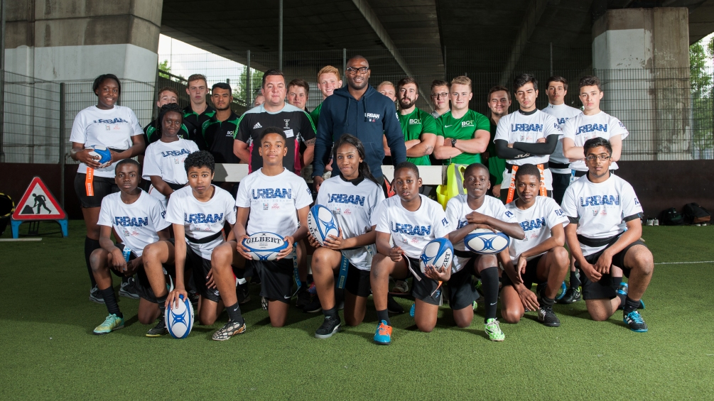 RPA backing the Urban Rugby Squad