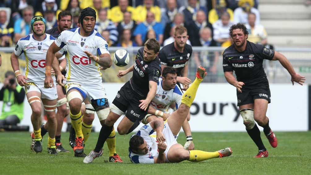 Aviva Premiership Rugby represented in European draw