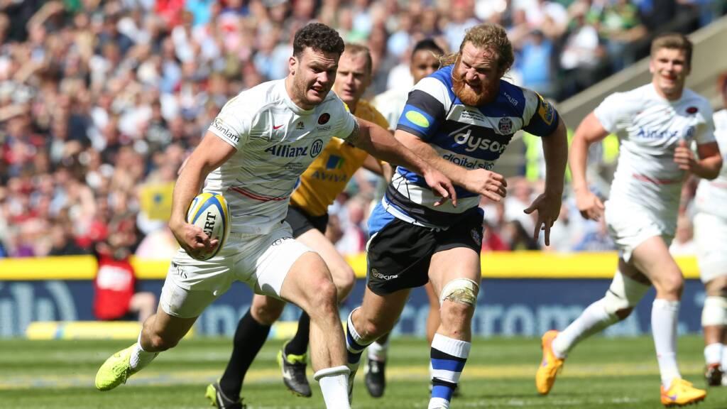Aviva Premiership Rugby – latest TV figures