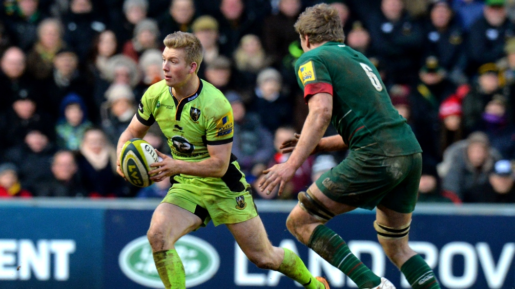 Callard makes four changes for England Under-20s' clash with Wales