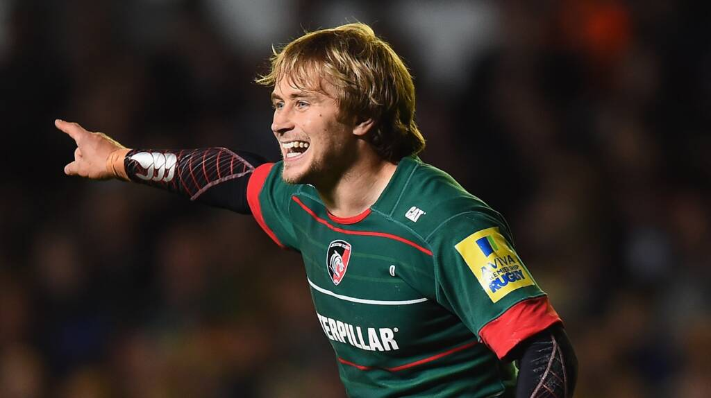 Tait commits to Leicester Tigers