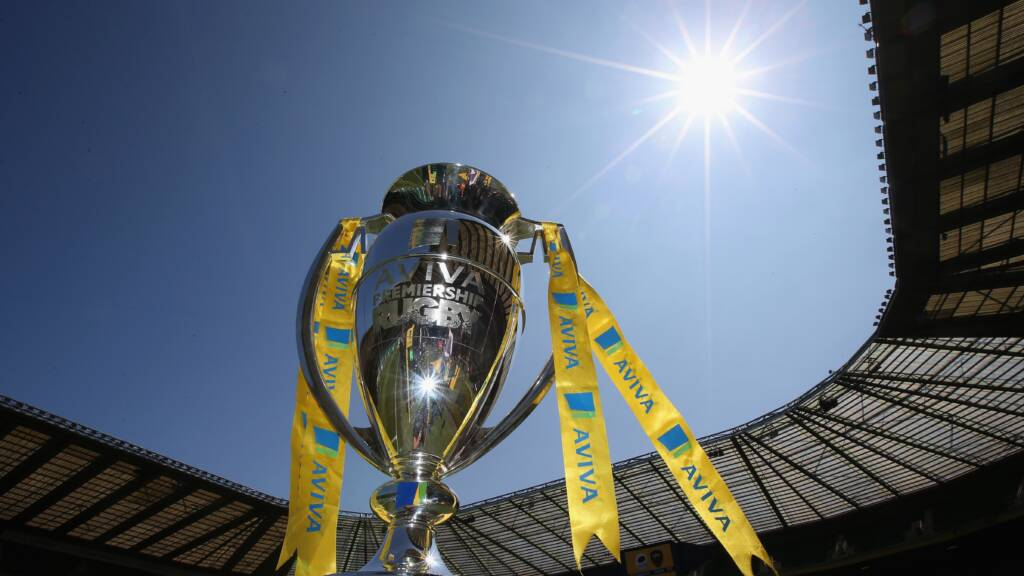 Aviva Premiership Rugby Final Live on TV