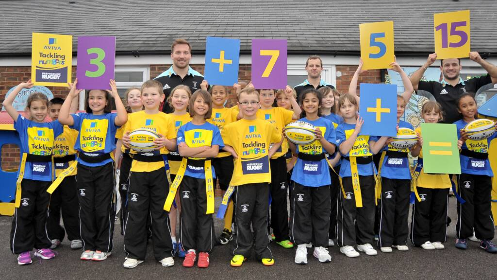 Aviva launches Guinness World Records attempt at Aviva Premiership Rugby Final