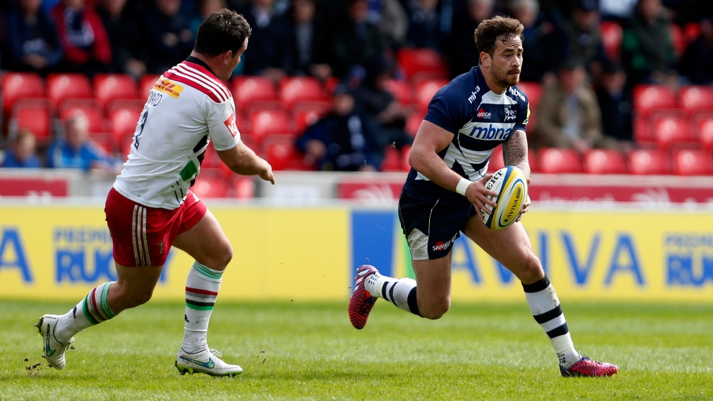 Cipriani ready for battle of the fly-halves