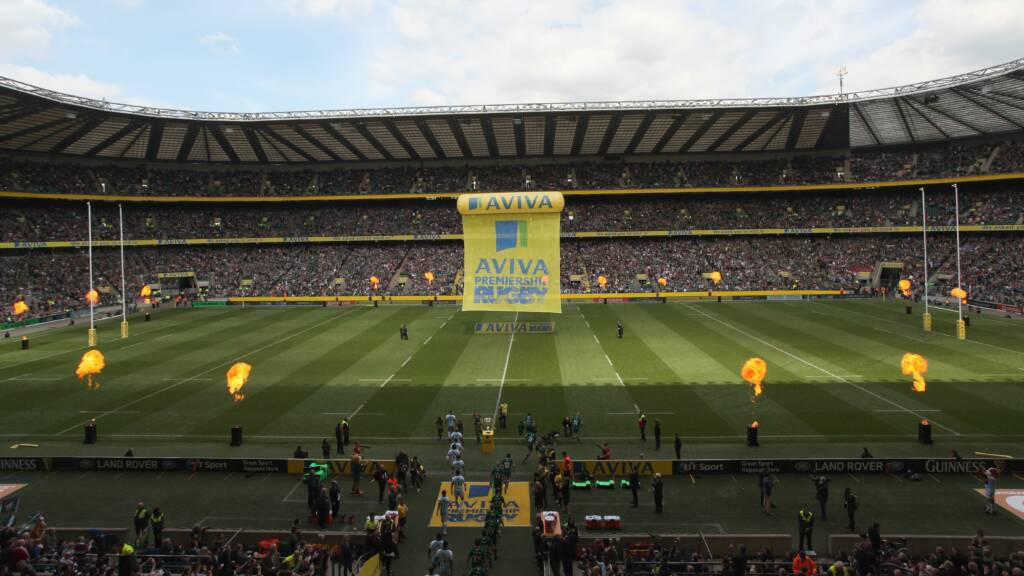 Buy your Aviva Premiership Final Programme and you could win a Citizen Watch