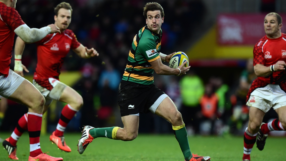 Dickson: Northampton Saints keeping foot on the gas