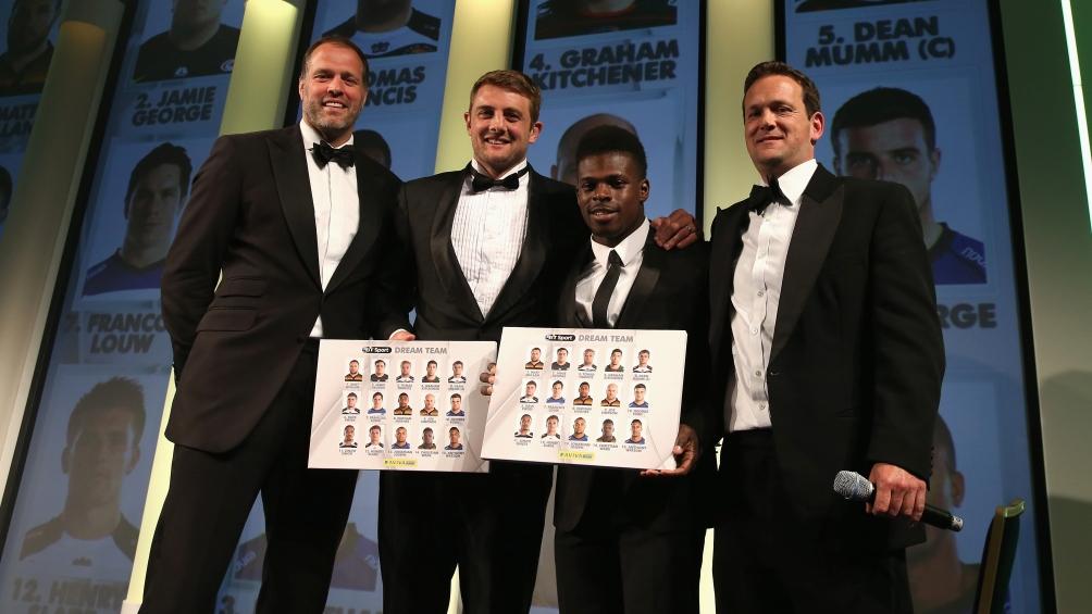 Array of stars named in BT Sport Dream Team