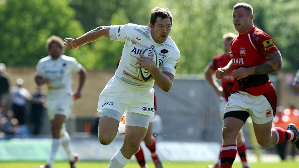 A London Welsh v Saracens review, by Debs Knight