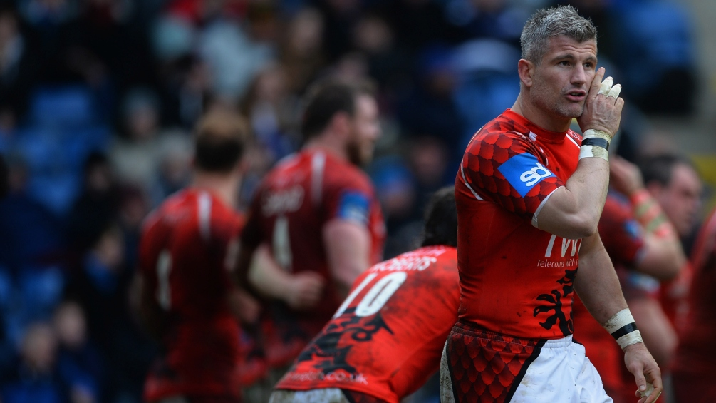 Emotional May reflects on retirement after London Welsh loss