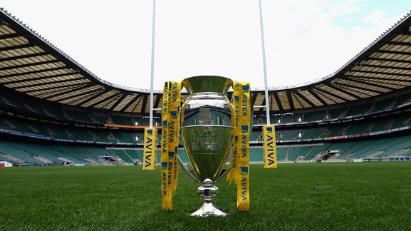Aviva Premiership Rugby semi-finals on BT Sport