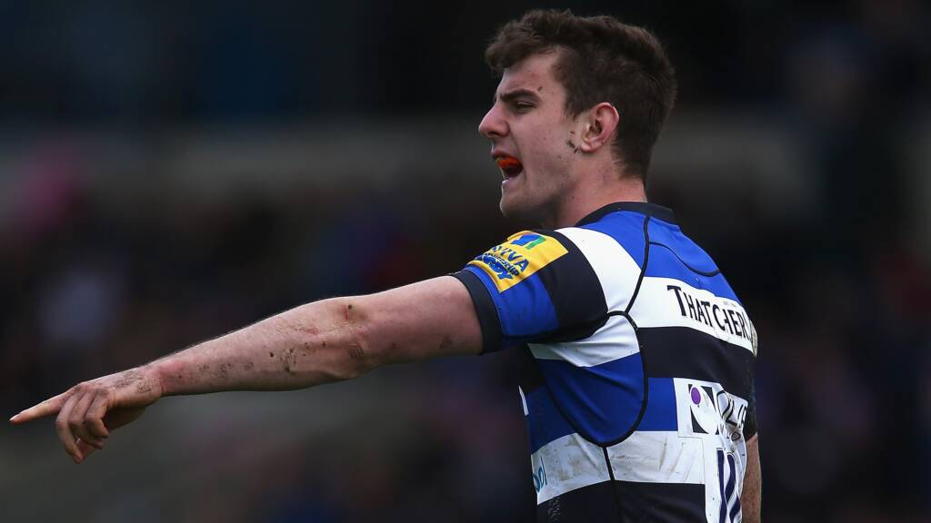 Bath Rugby make three changes for derby day