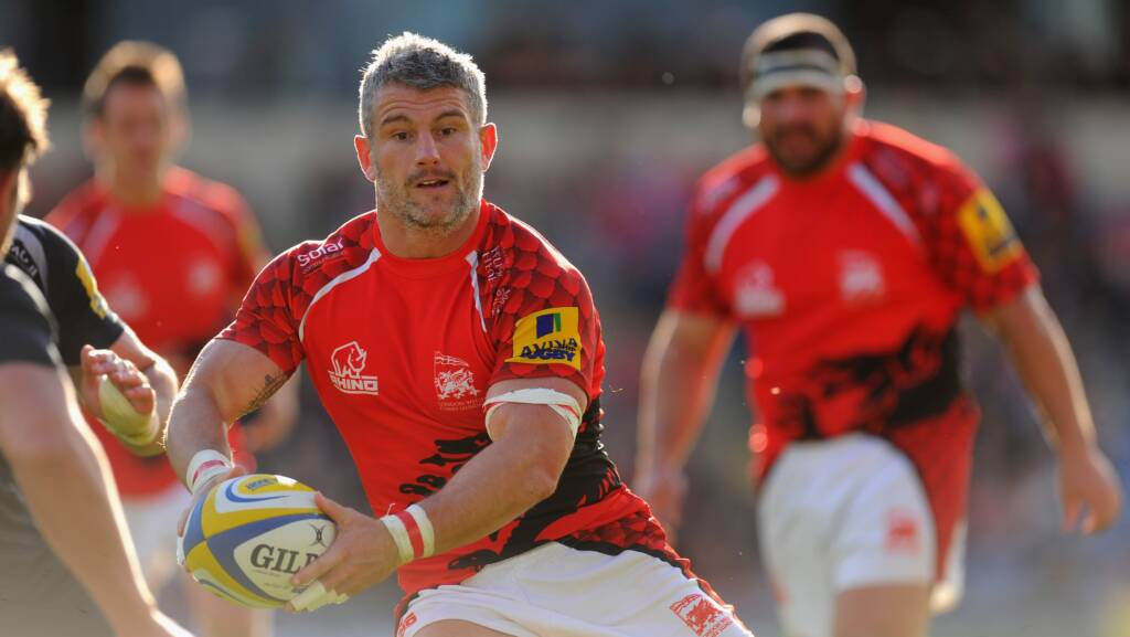 London Welsh Team v Saracens