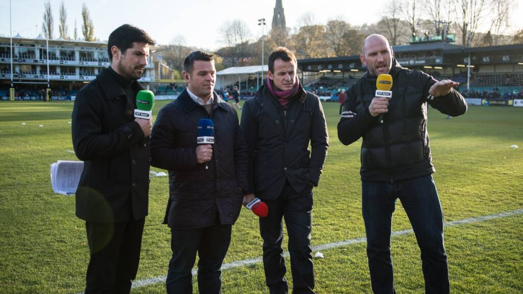 Aviva Premiership Rugby Final Round Live on TV