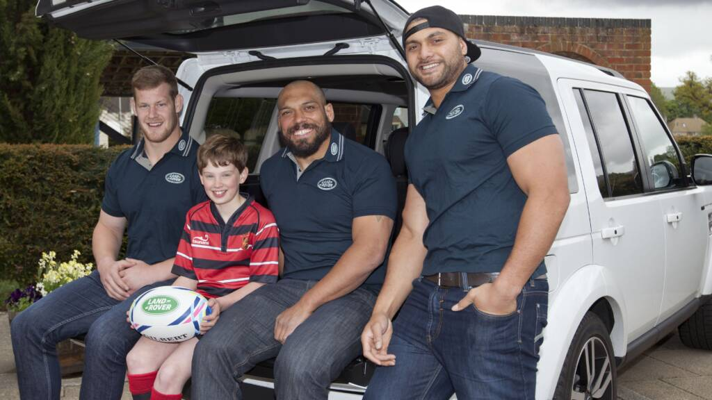 Rugby World Cup Surprise