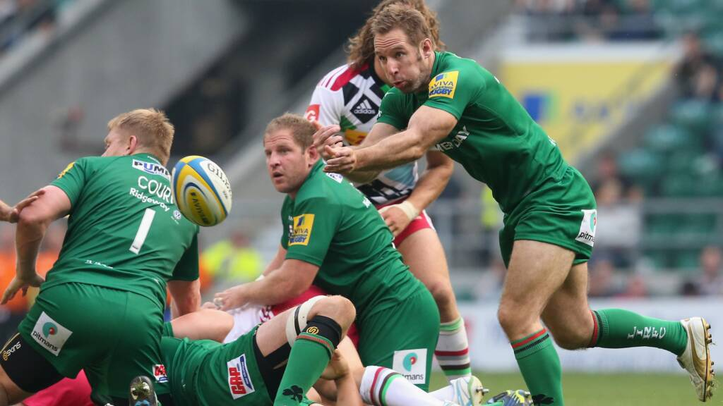 Exiles change three for Kingsholm clash