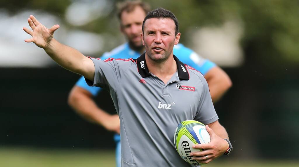 Leicester Tigers confirm coaching line-up