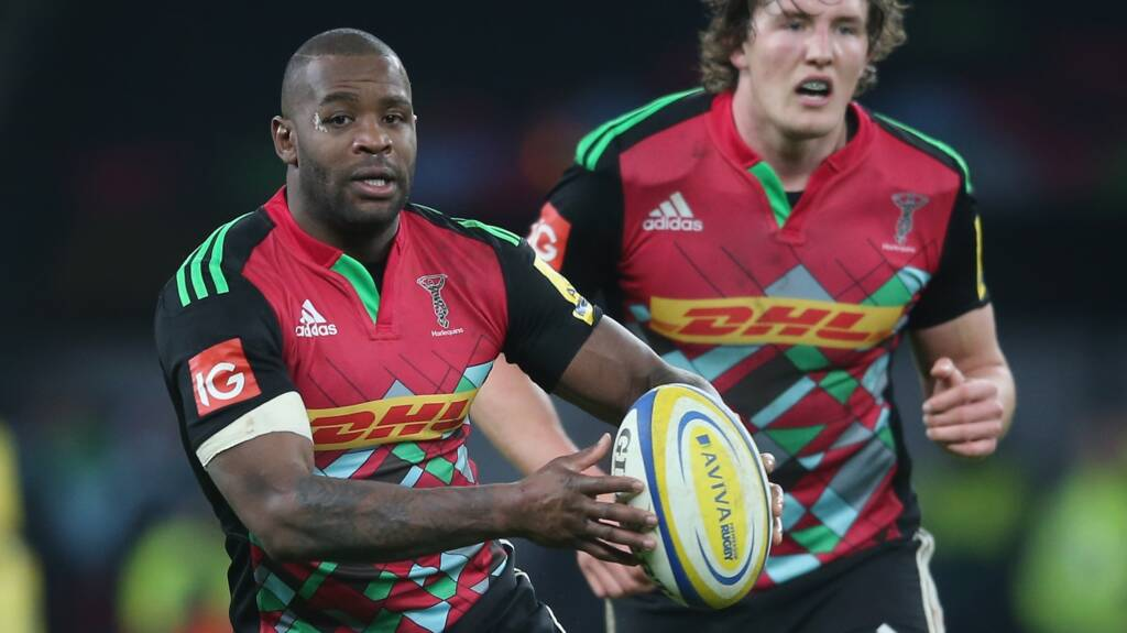 Robson and Monye to play last home match for Harlequins