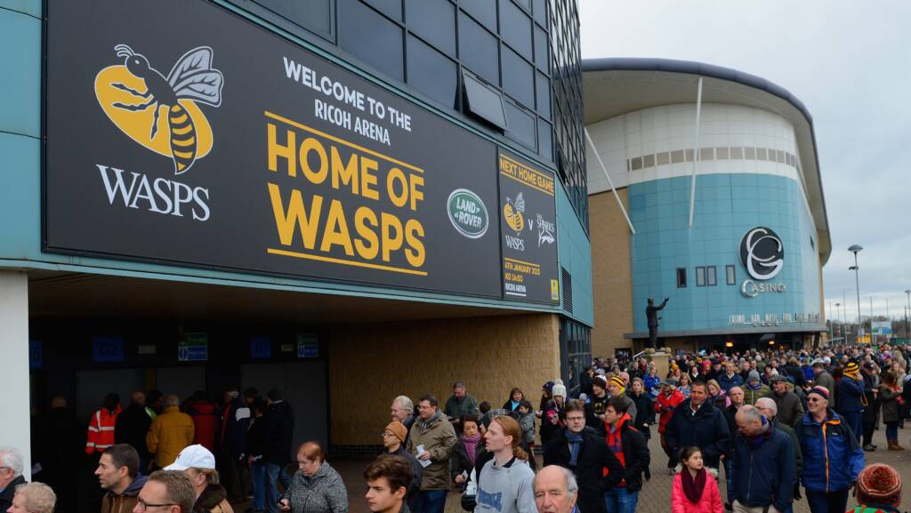 Wasps reach maximum target of £35m in first retail bond issued by sports club