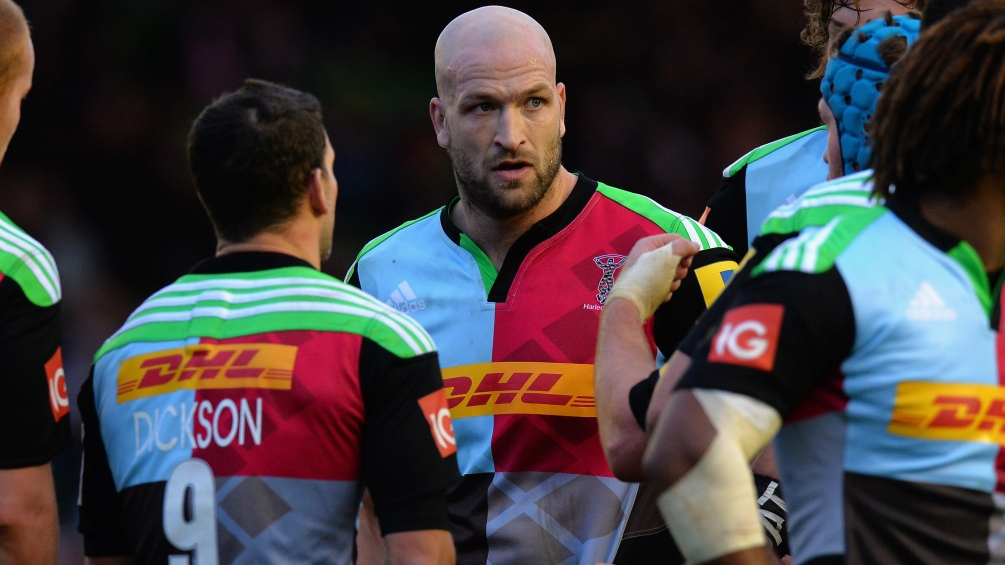 Harlequins' Robson anticipating day to remember for youngsters