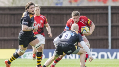 Darren Waters pens new deal with London Welsh